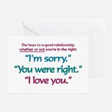 Good Relationship Greeting Cards (Pk of 10)