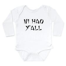 Ni-Hao-Yall Body Suit