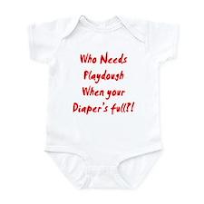 Playdough Infant Bodysuit