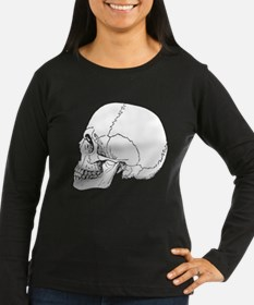 Skull In Profile T-Shirt