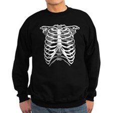 Ribcage Illustration Sweatshirt
