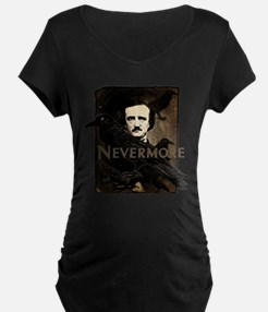 Poe Raven Nevermore T-Shirt
