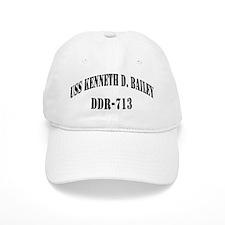 USS KENNETH D. BAILEY Baseball Cap