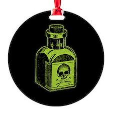 Poison Bottle Ornament