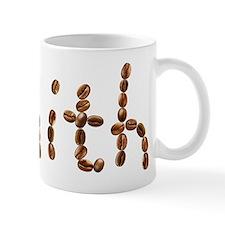 Faith Coffee Beans Mug