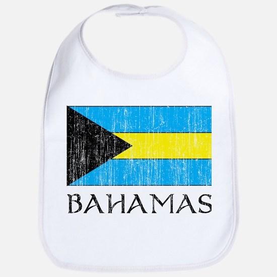 Bahamas Flag Bib
