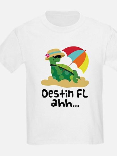 Destin Florida Turtle T-Shirt