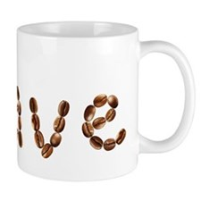 Dave Coffee Beans Small Mug