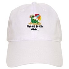 Myrtle Beach Turtle Baseball Cap