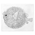 Blowfish King Duvet