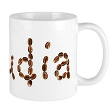 Claudia Coffee Beans Mug