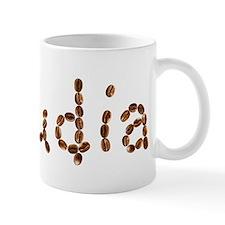 Claudia Coffee Beans Small Mug