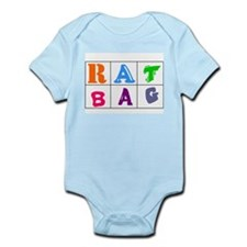 RATBAG TILES Infant Bodysuit