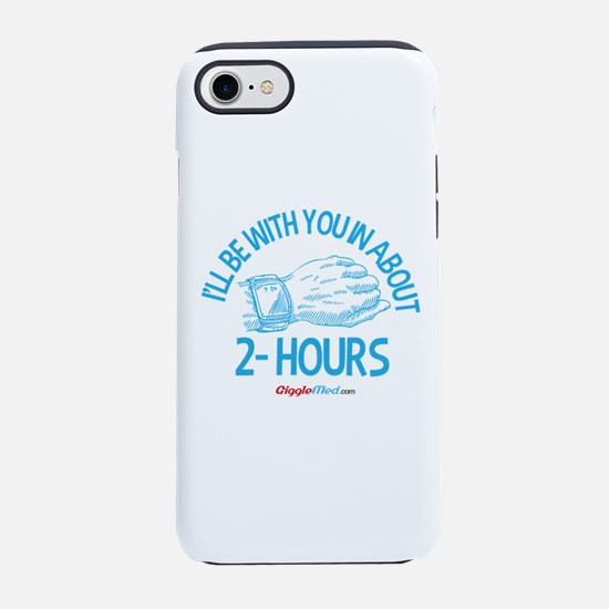 2-Hour Call Bell 02 iPhone 7 Tough Case