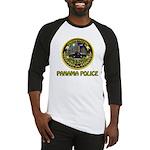 Panama Police Baseball Jersey
