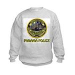 Panama Police Kids Sweatshirt
