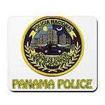 Panama Police Mousepad