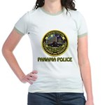 Panama Police Jr. Ringer T-Shirt