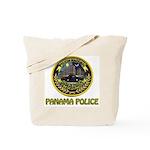Panama Police Tote Bag