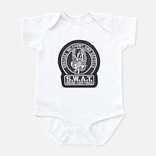 Oregon State Police SWAT Infant Bodysuit