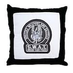 Oregon State Police SWAT Throw Pillow