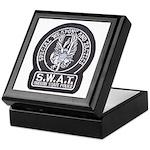 Oregon State Police SWAT Keepsake Box