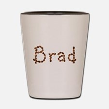 Brad Coffee Beans Shot Glass