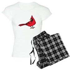 Red Cardinal pajamas