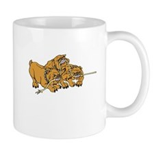Bulldog Puppies Mug