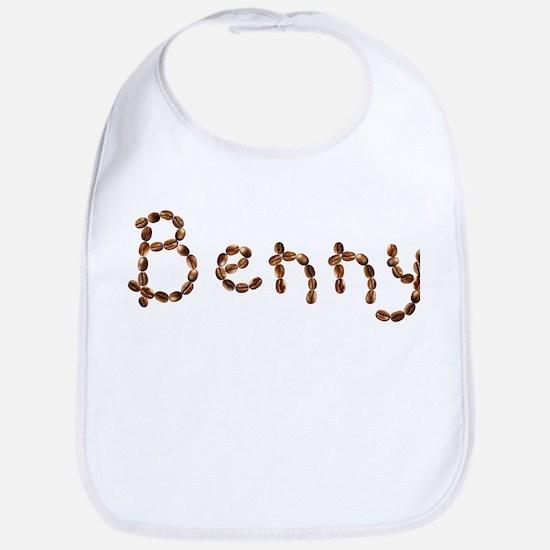 Benny Coffee Beans Bib