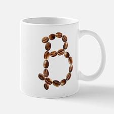 B Coffee Beans Mug