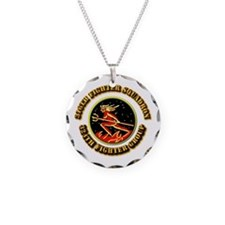 AAC - 316th FS, 324th FG Necklace