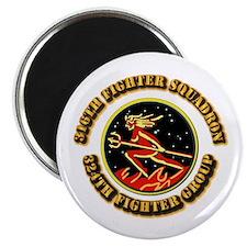 AAC - 316th FS, 324th FG Magnet