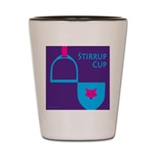 Stirrup Cup Shot Glass