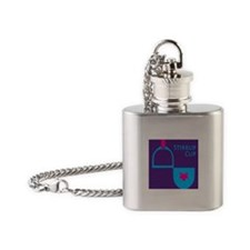 Stirrup Cup Flask Necklace