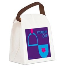 Stirrup Cup Canvas Lunch Bag
