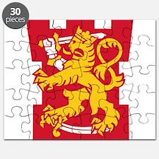 Finnish Defence Forces emblem Puzzle