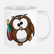 Drunk Owl Mug