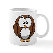 Cartoon Owl Mug