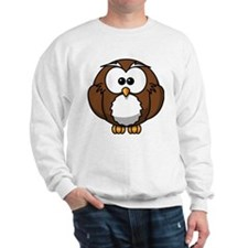 Cartoon Owl Jumper