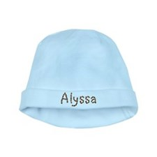 Alyssa Coffee Beans baby hat