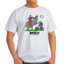 Unique Donkey cartoon T-Shirt