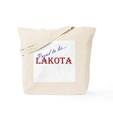 Lakota Pride Tote Bag