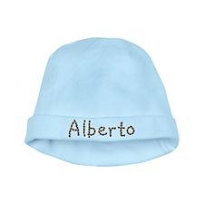Alberto Coffee Beans baby hat