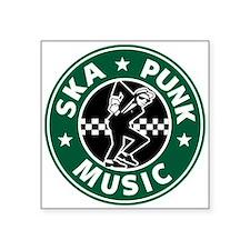 Ska Punk Sticker