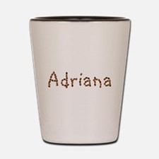 Adriana Coffee Beans Shot Glass