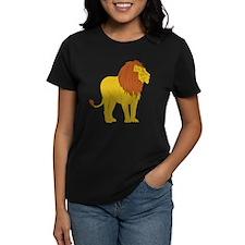 Cartoon Lion Tee