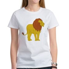 Cartoon Lion Tee