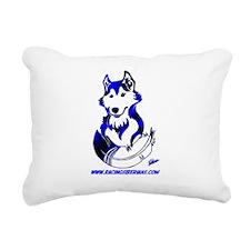 Logo.png Rectangular Canvas Pillow