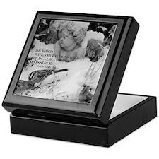 Snow Angel Keepsake Box